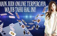 Pemain Judi Online Terpercaya Wajib Tahu Hal Ini!